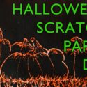 Halloween Activity – Scratch Paper